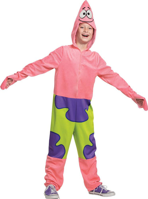 Boy's Patrick Classic Costume - Holiday-Outfitters