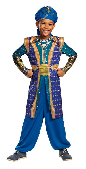 Boy's Genie Classic Costume - Holiday-Outfitters
