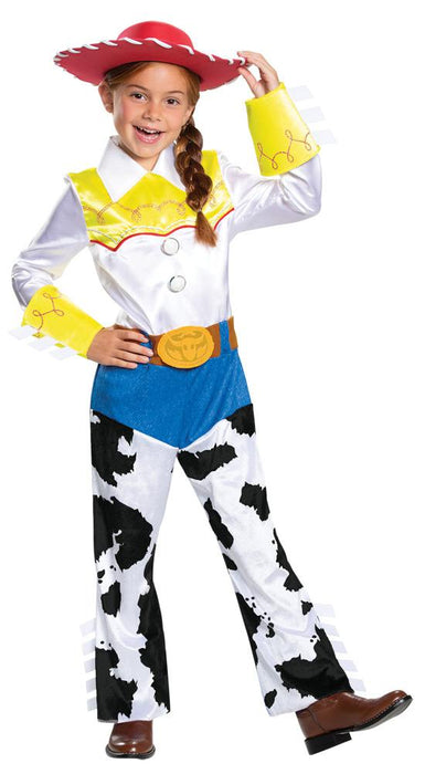 Girl's Jessie Deluxe Costume - Holiday-Outfitters