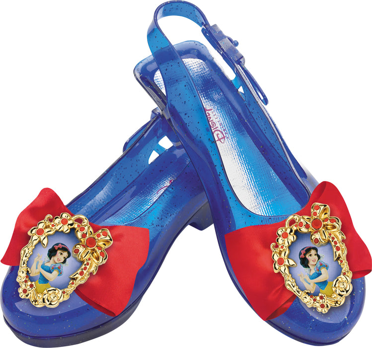 Snow White Sparkle Shoes - Child