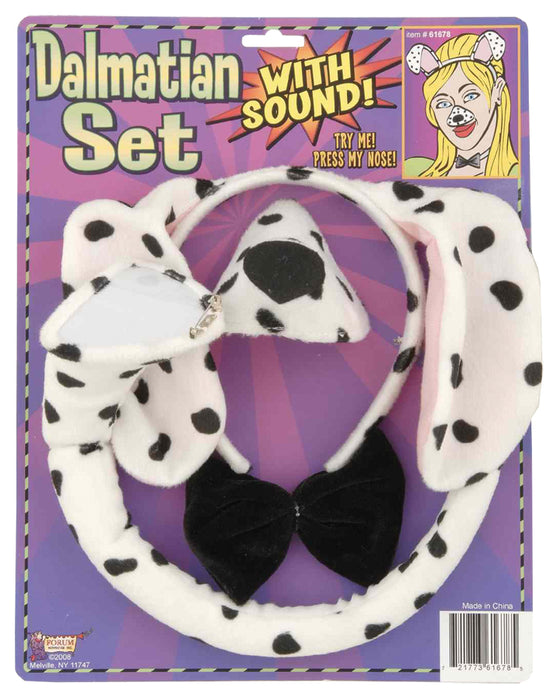 Dalmatian Set with Sound