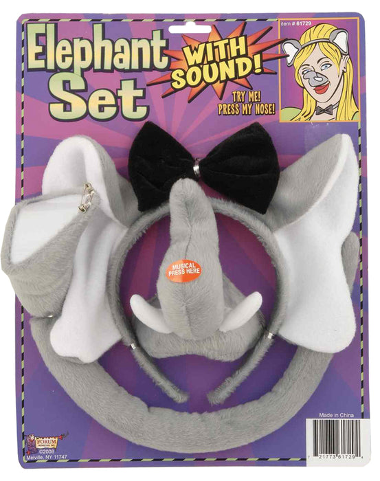 Elephant Sound Set