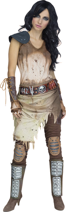 Women's Apocalyse Warrior Costume