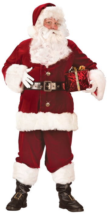 Men's Santa Suit Super Deluxe
