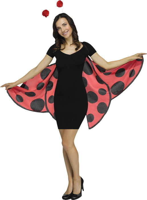 Lady Bug Wings Soft