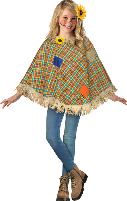 SCARECROW SWEET CHILD PONCHO