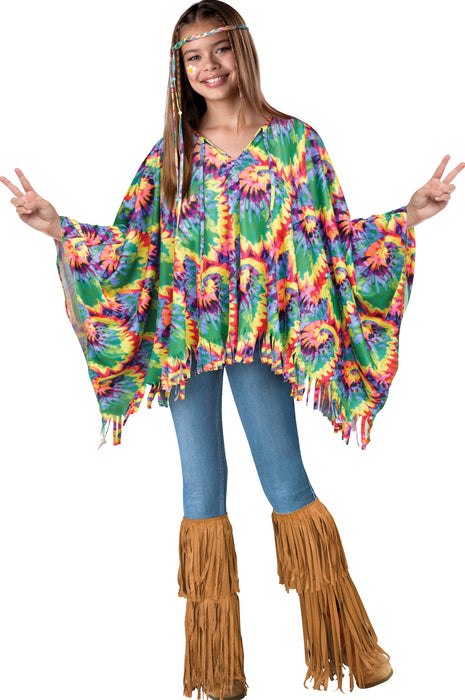 HIPPIE CHILD PONCHO