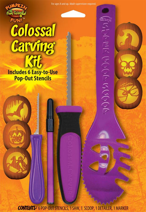 10-Piece Ultimate Pumpkin Carving Set - Holiday-Outfitters