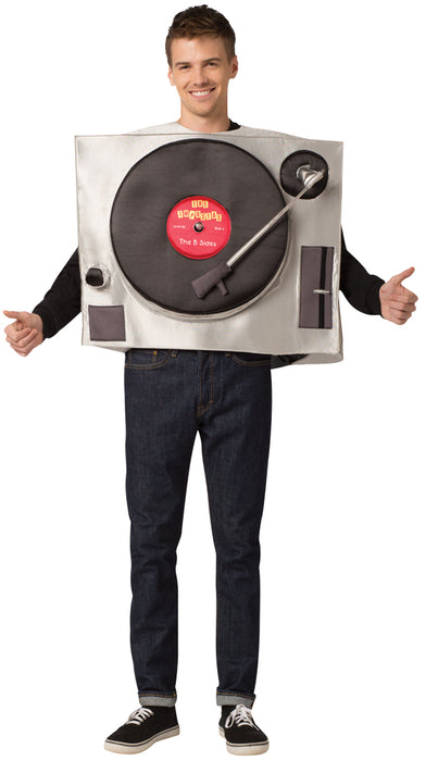 Turntable Costume
