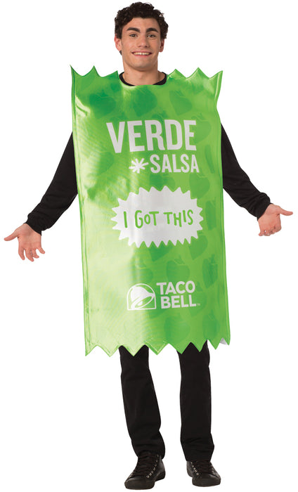 Men's Taco Bell Packet Verde Tunic