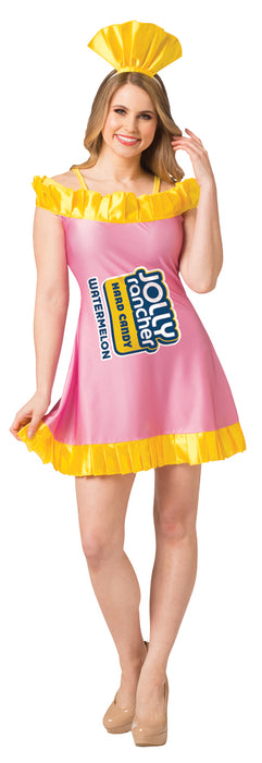 Women's Jolly Rancher Dress - Watermelon