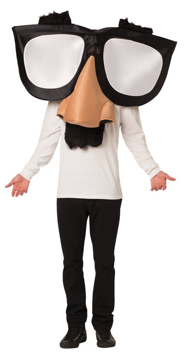 Funny Nose Glasses Costume