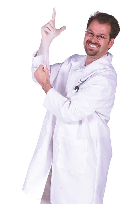 Harry Fingerman Lab Coat