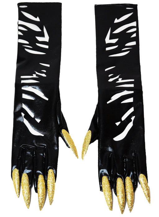 Cat Scratch Opera Gloves W Cla
