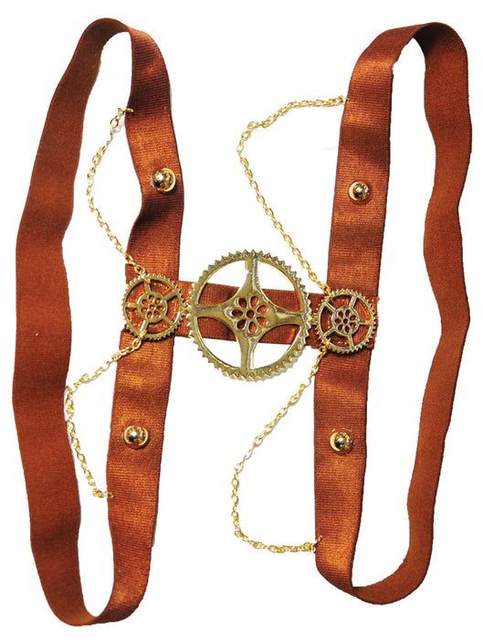 Tier Garter W Gear Chain