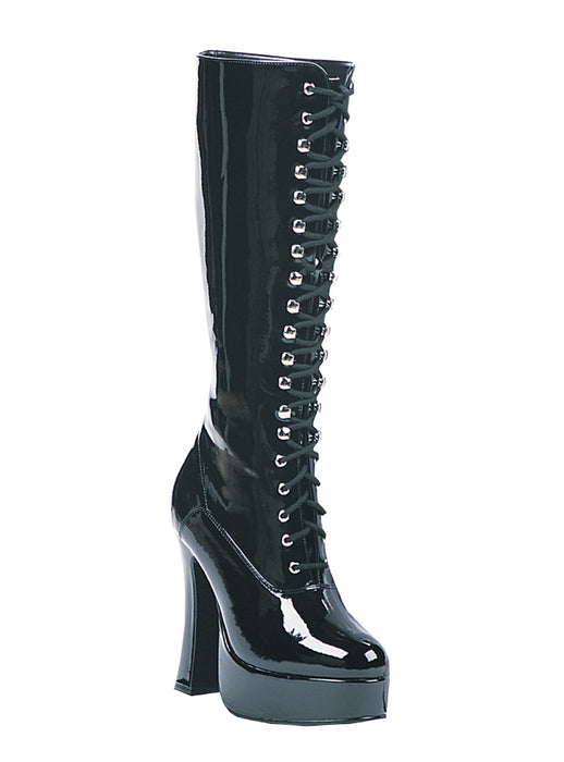 Women's Gina Lace-Up Platform Boot