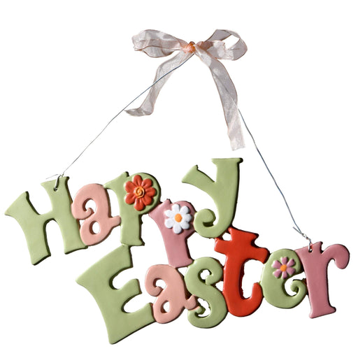 Happy Easter Door Sign - Holiday-Outfitters