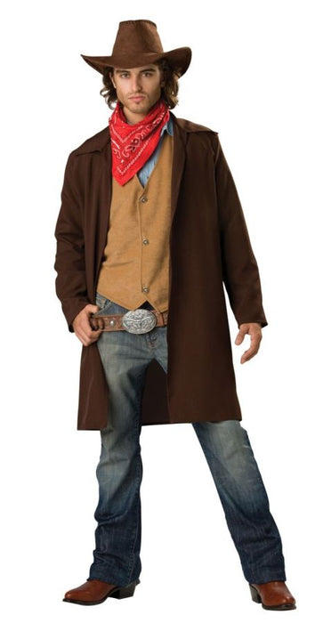 Men's Rawhide Renegade Costume