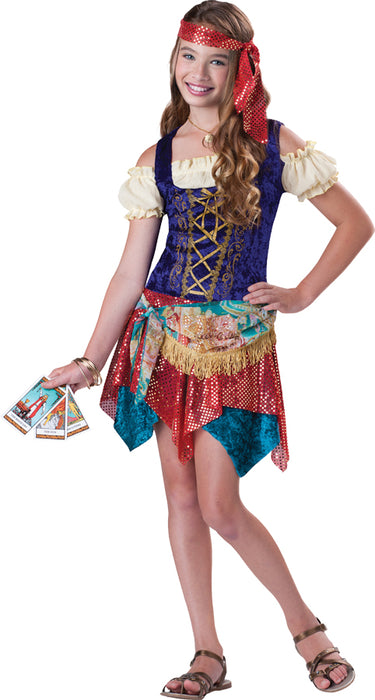 Gypsy's Spell Costume