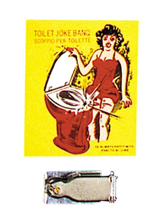 Shooting Toilet Seat