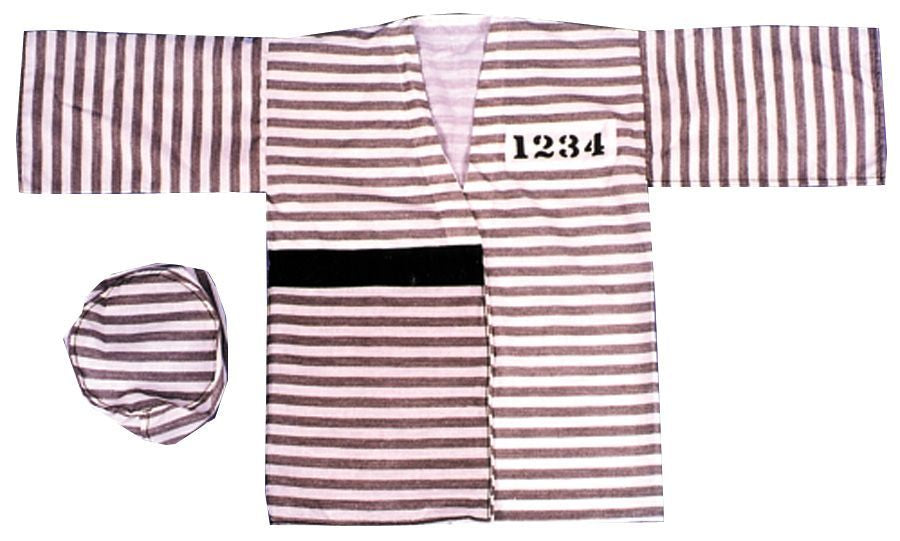 Costume Bag Prisoner