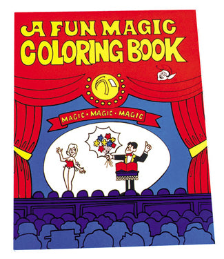 Coloring Book Fun Magic