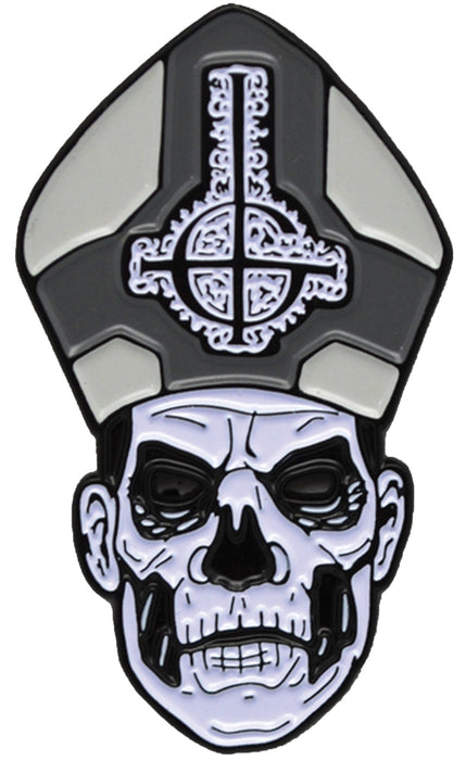 GHOST PAPA II ENAMEL PIN