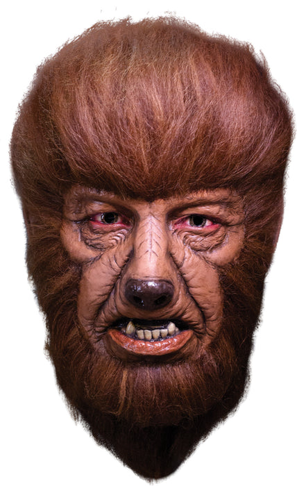 The Wolf Man Mask - Chaney Entertainment