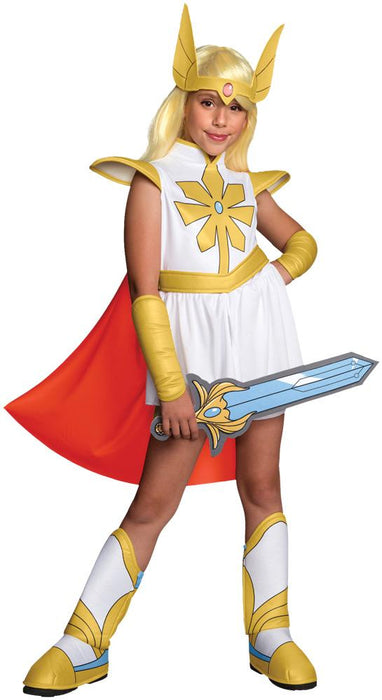 Girl's She-Ra Costume - Holiday-Outfitters