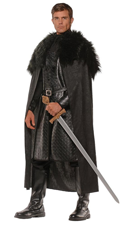 Renaissance Cape - Black - Holiday-Outfitters