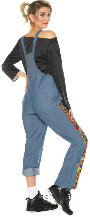 Women's Word Up! Costume - Holiday-Outfitters