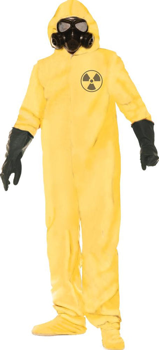 Men's Hazmat Suit Costume - Holiday-Outfitters