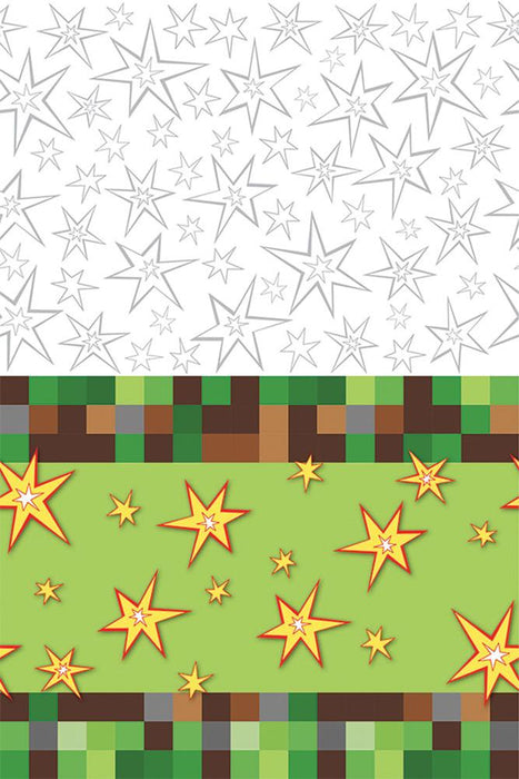 Minecraft Table Cover - Holiday-Outfitters