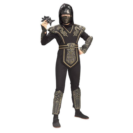 Ancient Dynasty Ninja Child Costume - Holiday-Outfitters