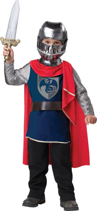Gallant Knight Costume - Holiday-Outfitters