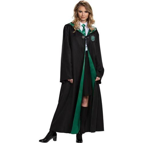 Slytherin Robe Deluxe - Adult - Holiday-Outfitters