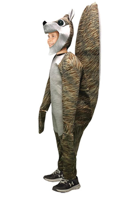 Squirrel Child Costume - Holiday-Outfitters