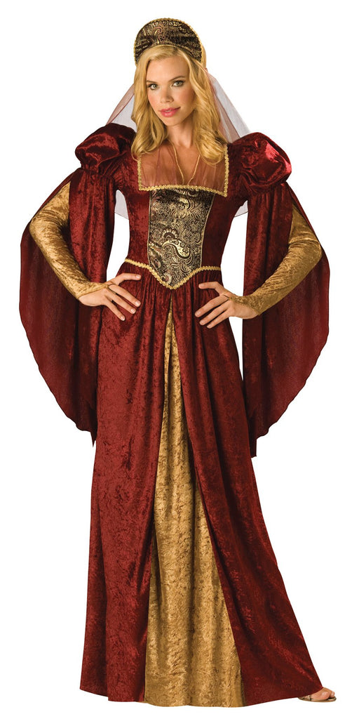 Women's Renaissance Maiden Costume - Holiday-Outfitters