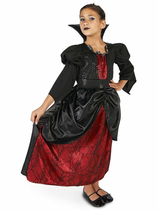 Child Little Vampire Queen Costume(Small)