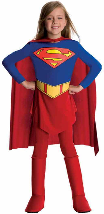 DC Comics Supergirl Toddler / Child Costume ( 6-12