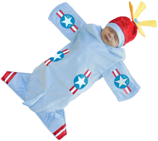 Bennett Bomber Infant Bunting Costume 0-3M - Holiday-Outfitters
