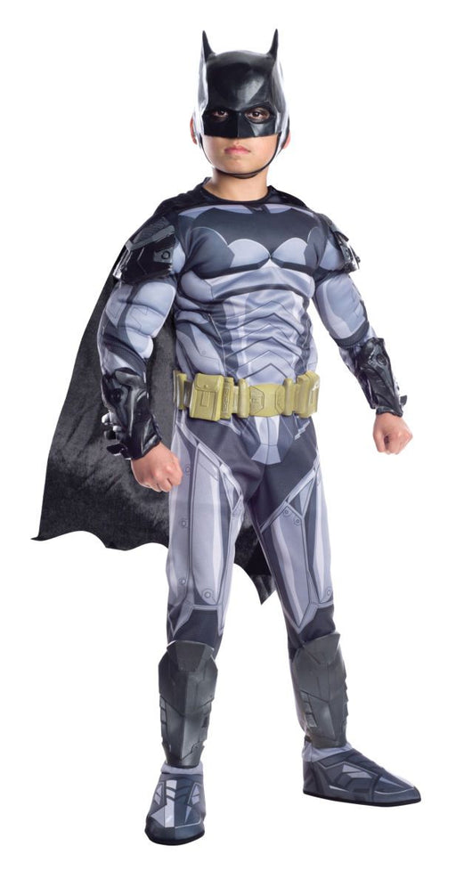 Batman Armored Premium Child Costume - Holiday-Outfitters