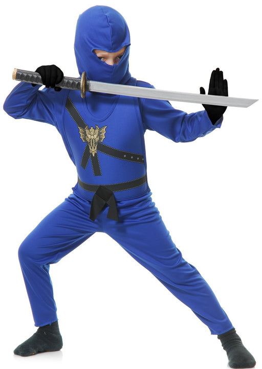 Blue Ninja Avenger Series 1 Child (Large) - Holiday-Outfitters