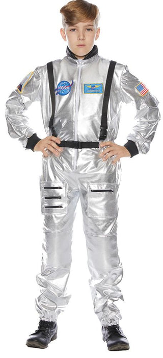Boy's Astronaut Costume - Holiday-Outfitters