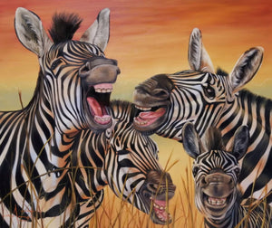 120 piece  children's zebra Jigsaw puzzle!!
