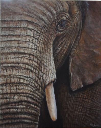 A beautiful elephant puzzle- available in various sizes