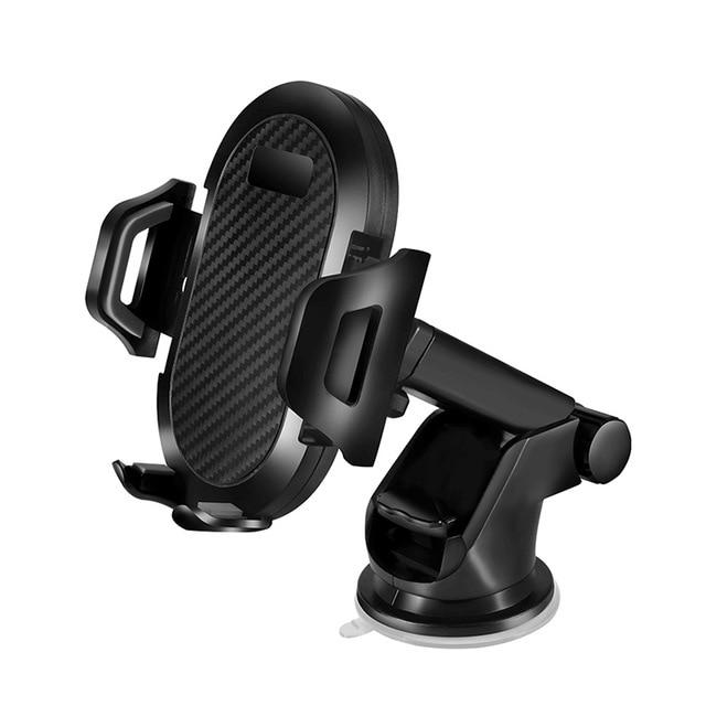 fonken official China / Black Suction Cup Phone Car Holder