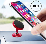 fonken official China / Red stand Magnetic Car Phone Holder for Phone Car