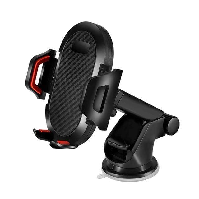 fonken official China / Red Suction Cup Phone Car Holder