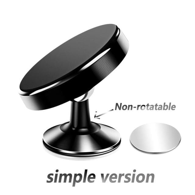 fonken official China / Simple stand Magnetic Car Phone Holder for Phone Car